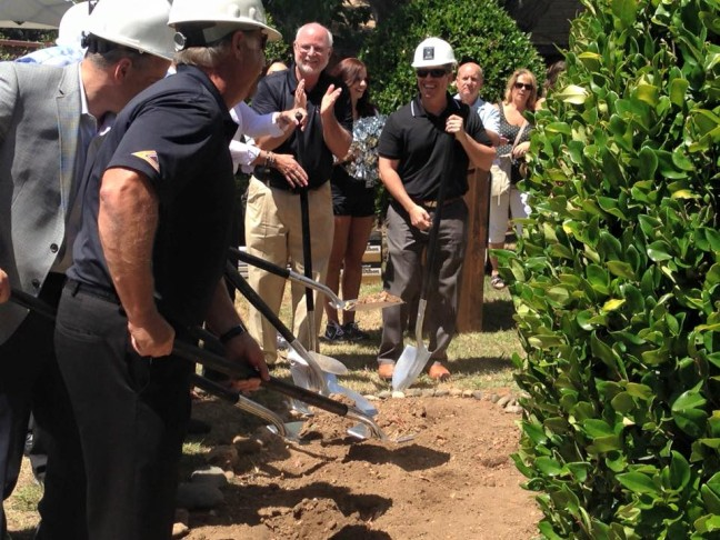 Koinonia Homes for Teens breaks ground on new teen substance abuse facility