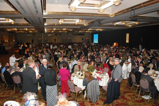 Sacramento Life Center Salute to Life Dinner and Auction